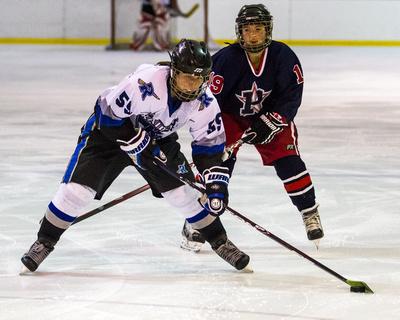 Raiders Patriots Hockey Women Girls
