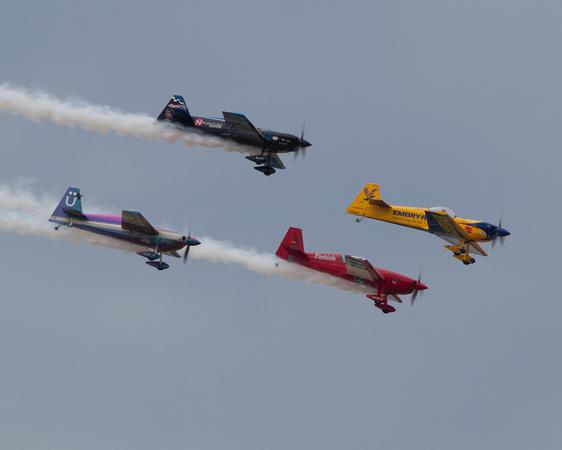 Firebirds, Airshow, Air, Show, Aerobatic