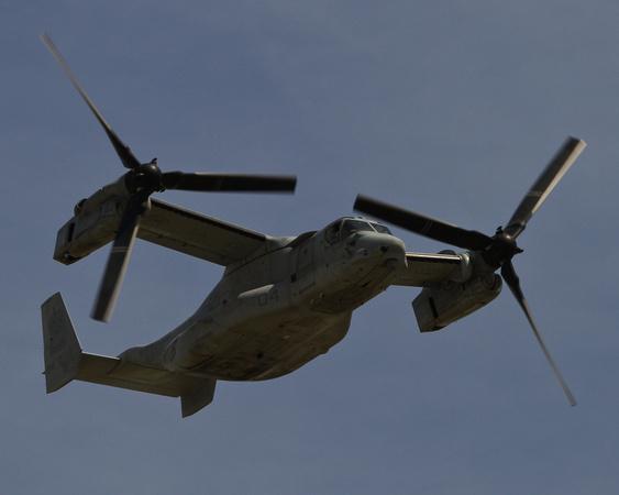 Osprey MV-22 Flying Demo