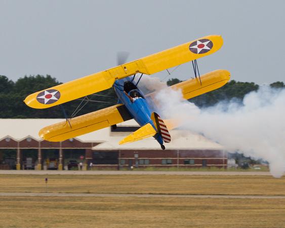Boeing, Stearman, PT-17